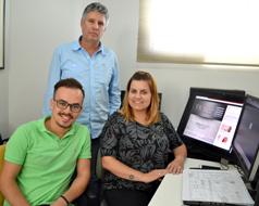 Vontade de aprender, talento e vocação garantiram aos alunos Jonathan Souza e Ana Paula Pacheco mais do que um emprego, a sociedade no escritório do arquiteto Kleber Bertaglia