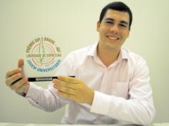Entre as conquistas do ex-aluno do UniToledo durante o período de faculdade, está o Prêmio SIP Jovem Universitário