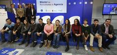 Caio Carvalho está entre os selecionados para o mestrado na Universidade Rei Juan Carlos, em Madri, em parceria com a Agência EFE, considerada a quarta maior agência de notícias do mundo